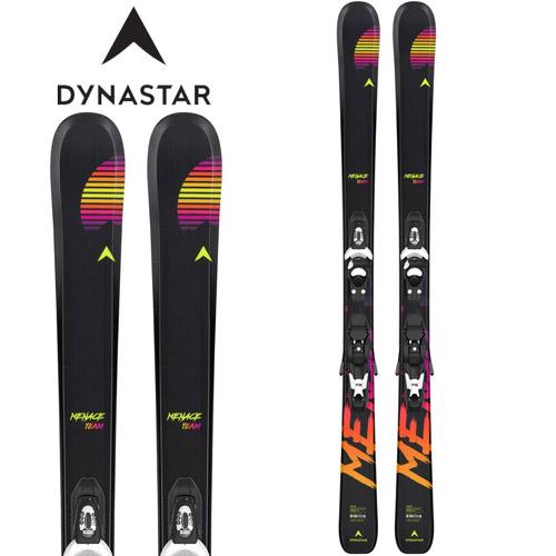 ポイント10倍!5/11 11:59までDYNASTAR ディナスター 19-20 スキー MENACE TEAM メナスチーム (金具付き) 2020 ski ジュニアスキー:DAIJC01