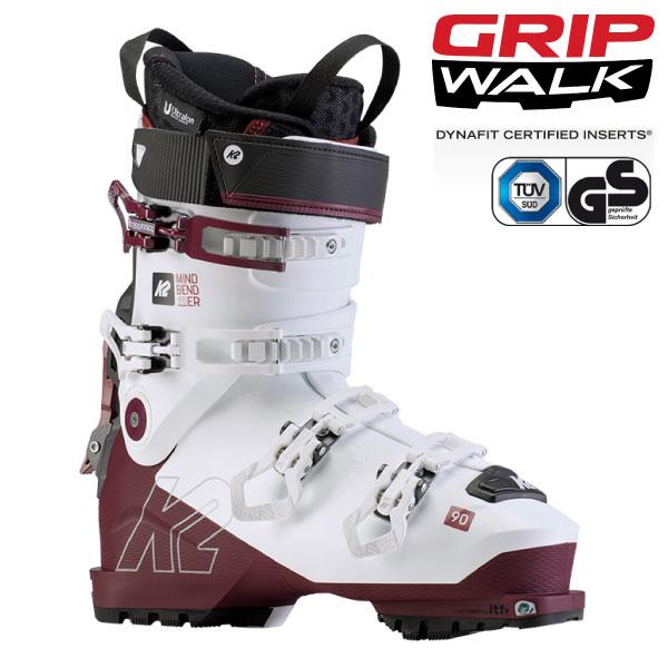 クーポン利用で10%OFF!K2 ケーツー 19-20 スキーブーツ 2020 MINDBENDER ALLIANCE 90 マインドベンダー アライアンス ウォークモード バックカントリー (onecolor):S191902701