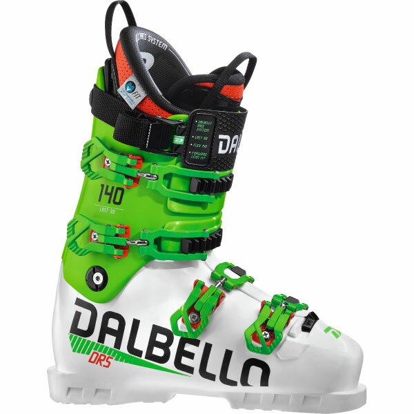 クーポン利用で10%OFF!DALBELLO ダルベロ 19-20 スキーブーツ 2020 DRS 140 レーシング 基礎: