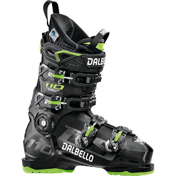 クーポン利用で10%OFF!DALBELLO ダルベロ 19-20 スキーブーツ 2020 DS 110 基礎 オールラウンド: