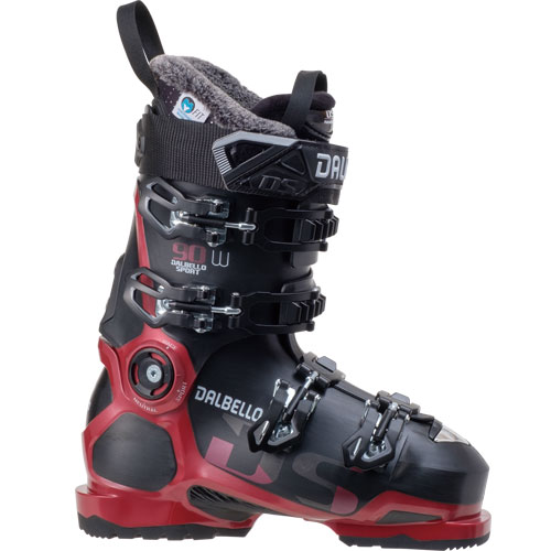 DALBELLO ダルベロ 19-20 スキーブーツ 2020 DS 90W 基礎 オールラウンド レディース: