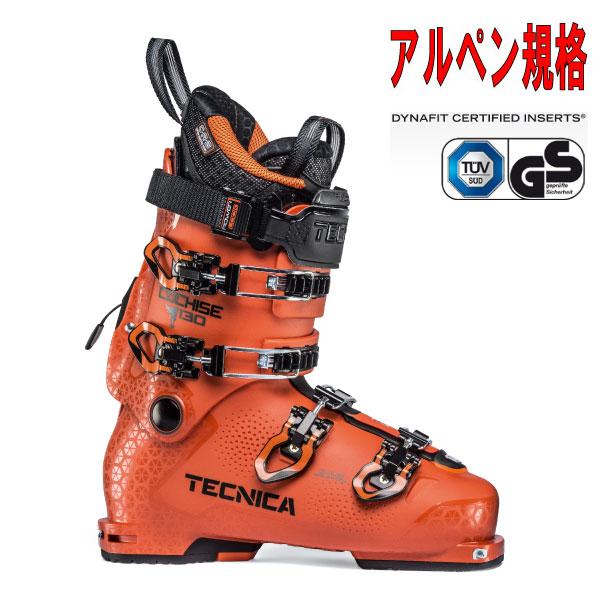 クーポン利用で10%OFF!TECNICA テクニカ 19-20 スキーブーツ 2020 COCHISE 130 DYN コーチス テックビンディング対応 ツアー バックカントリー: