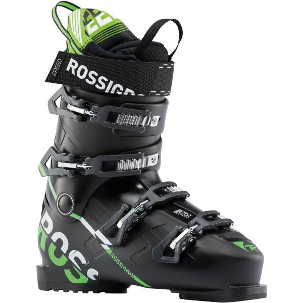 ポイント10倍!5/11 11:59までROSSIGNOL ロシニョール 19-20 スキーブーツ 2020 SPEED 80 BK/GR オールマウンテン (BK-GREEN):