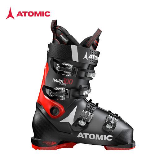 クーポン利用で10%OFF!ATOMIC アトミック 19-20 スキーブーツ 2020 HAWX PRIME 100 BLACK/RED ホークスプライム アルペン オールマウンテン 軽量:AE5018040