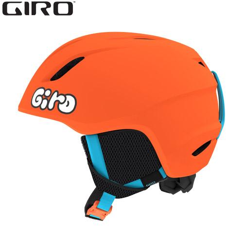 スキー スノーボード キッズ GIRO 新品未使用 ジロ 20-21 ジュニア �ルメット ランチ Matte Bright LAUNCH 10時迄 9 テレビで話題 ポイント10倍 30 Jelly Orane