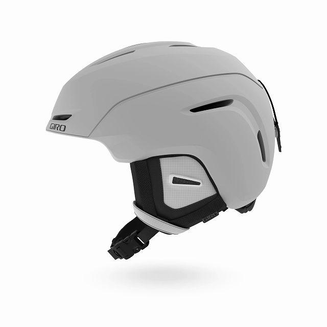ポイント10倍!5/11 11:59までGIRO ジロー 19-20 ヘルメット 2020 NEO Matte Light Gray ネオ スキーヘルメット メンズ アジアンフィット: [34SS_HEL]