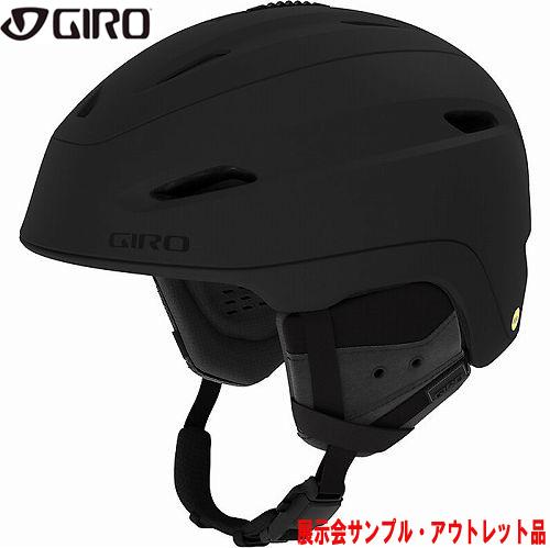 クーポン利用で10%OFF!GIRO ジロー 19-20 ヘルメット (アウトレット) 2020 ZONE MIPS Matte Graphite ゾーンミップス スキーヘルメット メンズ MIPS カメラ取付可: