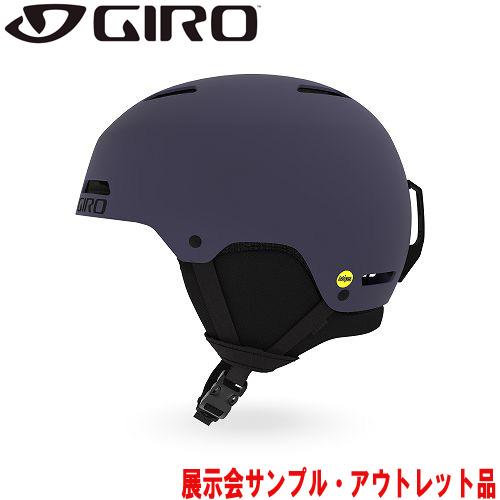 クーポン利用で10%OFF!GIRO ジロー 19-20 ヘルメット (アウトレット) 2020 LEDGE MIPS Matte Midnight レッジミップス スキーヘルメット メンズ MIPS フリースタイル:
