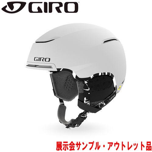 クーポン利用で10%OFF!GIRO ジロー 19-20 ヘルメット (アウトレット) 2020 TERRA MIPS Matte White Sun Print テラミップス スキーヘルメット レディース MIPS 軽量: