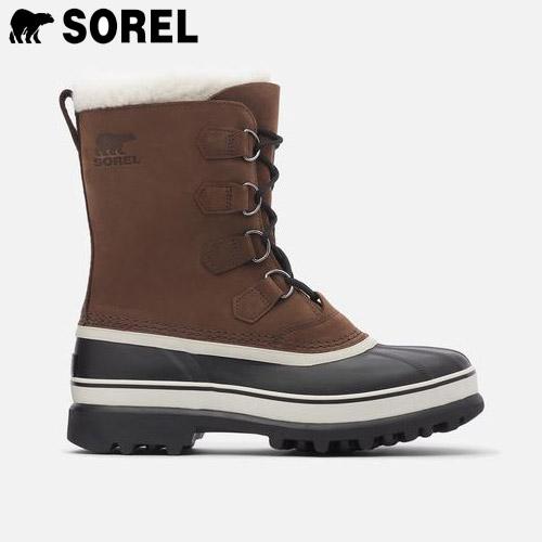 SOREL ソレル 19-20 CARIBOU カリブー (238) 防寒靴 スノーブーツ 防水シューズ メンズ :NM1000 [34SS_WIN]
