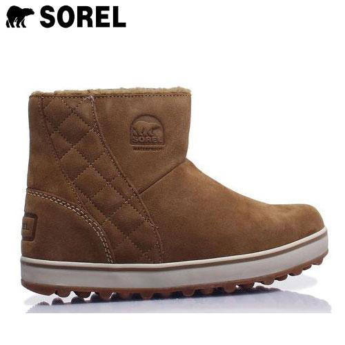 ポイント10倍 3/28AMまで!SOREL ソレル 19-20 GLACY SHORT グレイシーショート (257) 防寒靴 ウインターブーツ 防水シューズ レディース :LL5195 [34SS_WIN]