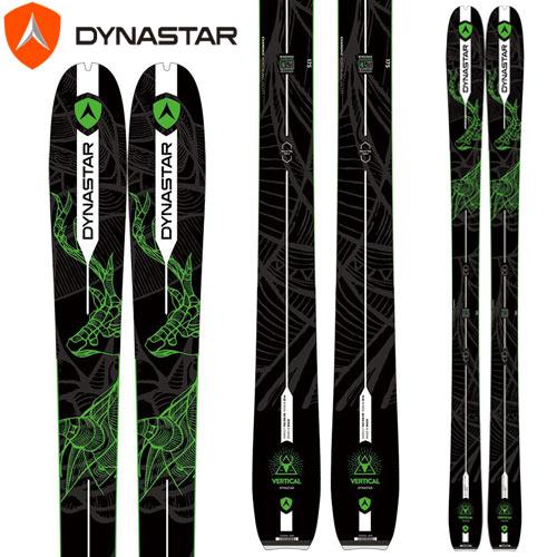 [クーポン利用で10%OFF!4/1まで] DYNASTAR ディナスター 17-18 スキー ski 2018 VERTICAL DEER ヴァーティカルディア (板のみ) オールマウンテン:DAGL801 [1202SSski] [outlet ski]