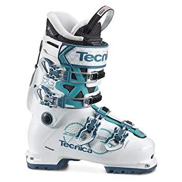 スーパーセール限定特価!TECNICA テクニカ スキーブーツ 17-18 ZERO G GUIDE PRO W ゼロG ガイド プロ レディース バックカントリー テックビンディング対応 [34SSブーツ]
