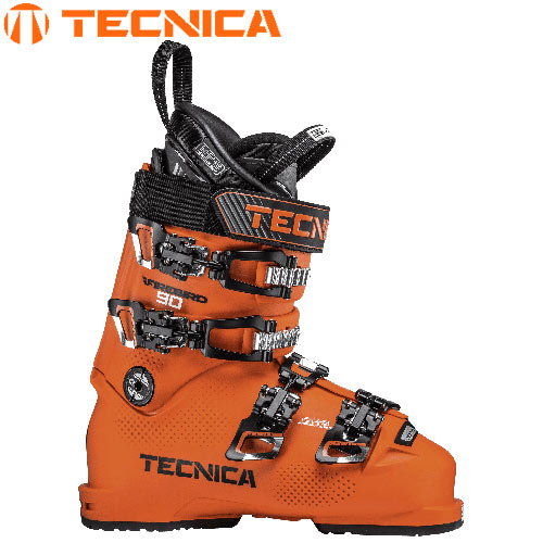 [クーポン利用で10%OFF!4/8まで] TECNICA テクニカ スキーブーツ 18-19 2019 FIREBIRD 90 ファイアーバード 90 基礎 レーシング (-): [outlet boot]