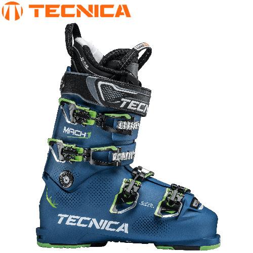 [クーポン利用で10%OFF!4/8まで] TECNICA テクニカ スキーブーツ 18-19 2019 MACH1 LV 120 マッハワン LV 120 基礎 レーシング (-): [outlet boot]