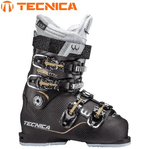 [クーポン利用で10%OFF!4/8まで] TECNICA テクニカ スキーブーツ 18-19 2019 MACH1 MV 95 W マッハワン MV 95 W レディース 基礎 レーシング (-): [outlet boot]