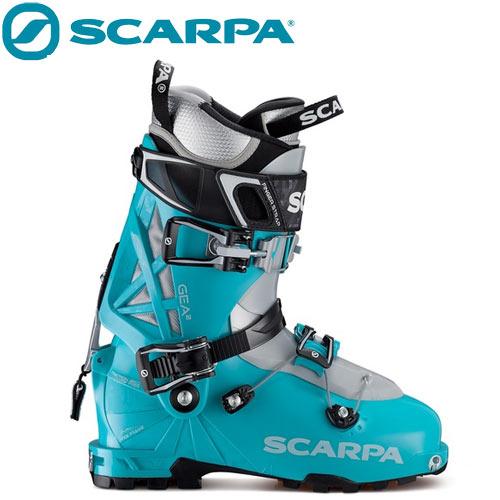 ポイント10倍!5/11 11:59までスカルパ 18-19 SCARPA 2019 ゲア2 GEA2 レディース 兼用靴 ツアーブーツ ウォークモード付き バックカントリー [34SSブーツ]