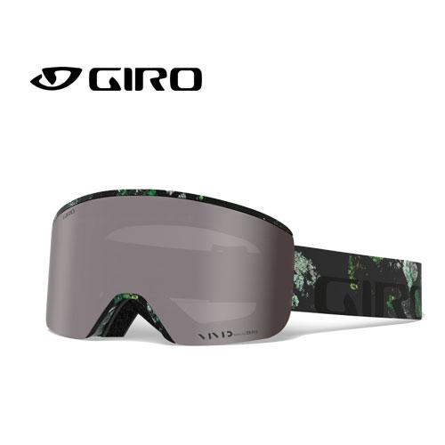 クーポン利用で10%OFF!GIRO ジロー 19-20 ゴーグル 2020 AXIS MOSS アクシス スキーゴーグル メンズ 平面 Vividレンズ 眼鏡対応:7105292