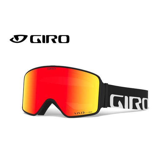 クーポン利用で10%OFF!GIRO ジロー 19-20 ゴーグル 2020 METHOD BLACK WORDMARK メソッド スキーゴーグル メンズ 平面 Vividレンズ 眼鏡対応:7106045