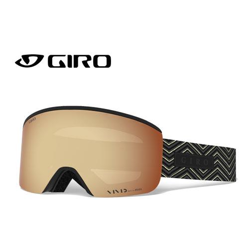 クーポン利用で10%OFF!GIRO ジロー 19-20 ゴーグル 2020 ELLA BLACK ZAG エラ スキーゴーグル レディース 平面 Vividレンズ 眼鏡対応:7106070
