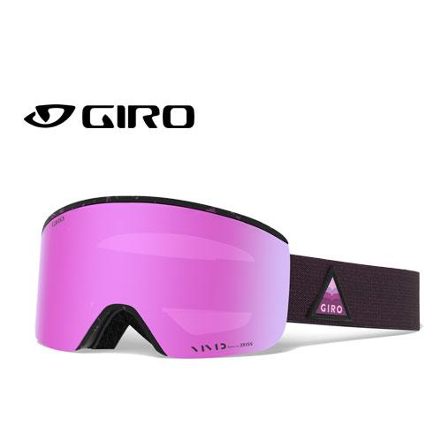 クーポン利用で10%OFF!GIRO ジロー 19-20 ゴーグル 2020 ELLA PINK ARROW MTN エラ スキーゴーグル レディース 平面 Vividレンズ 眼鏡対応:7106075