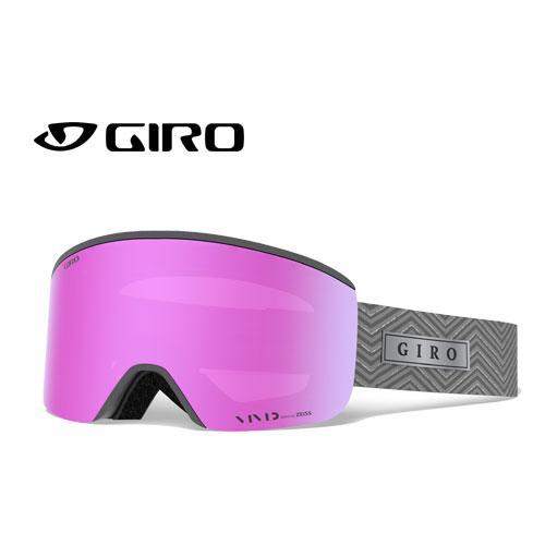 クーポン利用で10%OFF!GIRO ジロー 19-20 ゴーグル 2020 ELLA TITANIUM ZAG エラ スキーゴーグル レディース 平面 Vividレンズ 眼鏡対応:7106079