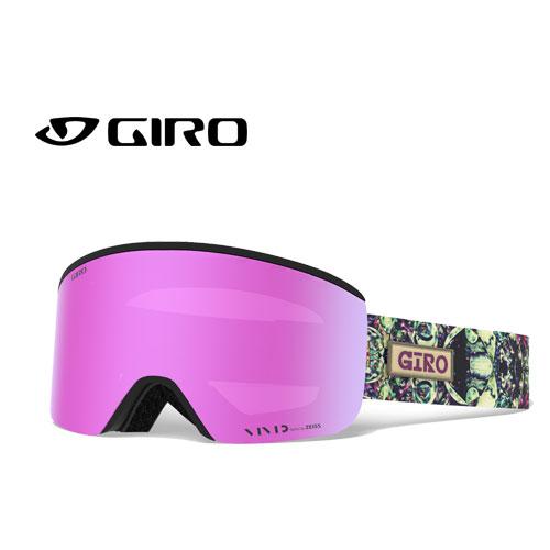 クーポン利用で10%OFF!GIRO ジロー 19-20 ゴーグル 2020 ELLA KALEIDOSCOPE エラ スキーゴーグル レディース 平面 Vividレンズ 眼鏡対応:7106074