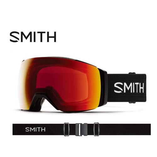 クーポン利用で10%OFF!SMITH スミス 19-20 ゴーグル 2020 I/O MAG XL Black アイオーマグエックスエル スキーゴーグル 球面 クロマポップ 全天候対応 眼鏡対応:010260020