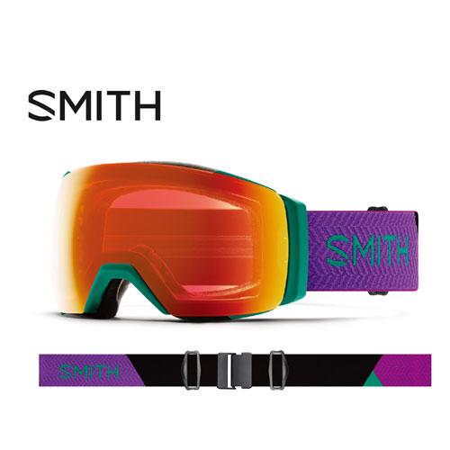 クーポン利用で10%OFF!SMITH スミス 19-20 ゴーグル 2020 I/O MAG XL Jade Block アイオーマグエックスエル スキーゴーグル 球面 クロマポップ 調光 眼鏡対応:010260025