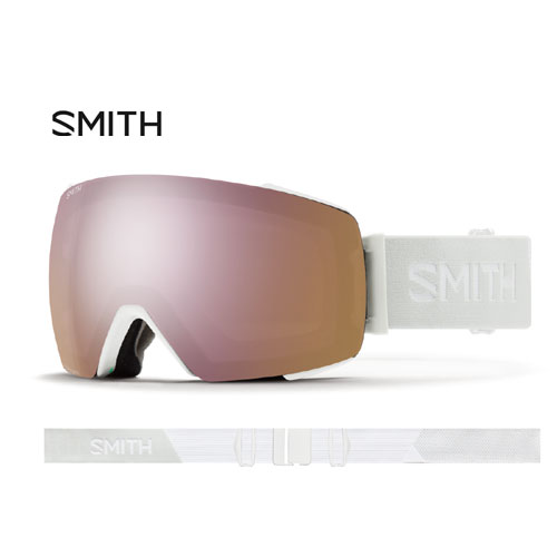 クーポン利用で10%OFF!SMITH スミス 19-20 ゴーグル 2020 I/O MAG White Vapor アイオーマグ スキーゴーグル 球面 クロマポップ 全天候対応:010260030