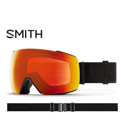 クーポン利用で10%OFF!SMITH スミス 19-20 ゴーグル 2020 I/O MAG Blackout アイオーマグ スキーゴーグル 球面 クロマポップ 調光:010260032