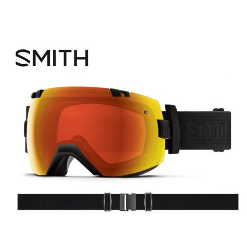 クーポン利用で10%OFF!SMITH スミス 19-20 ゴーグル 2020 I/OX Blackout アイオーエックス スキーゴーグル 球面 クロマポップ 調光:010260060