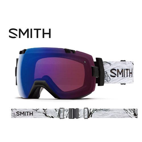 クーポン利用で10%OFF!SMITH スミス 19-20 ゴーグル 2020 I/OX Adam Haynes アイオーエックス スキーゴーグル 球面 クロマポップ 調光:010260061