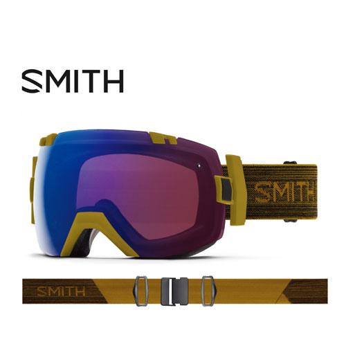 クーポン利用で10%OFF!SMITH スミス 19-20 ゴーグル 2020 I/OX Mystic Green アイオーエックス スキーゴーグル 球面 クロマポップ 調光:010260063