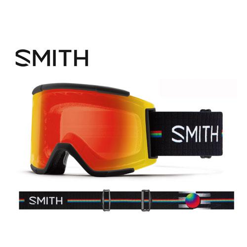クーポン利用で10%OFF!SMITH スミス 19-20 ゴーグル 2020 Squad XL Louif Paradis スカッドエックスエル スキーゴーグル 平面 クロマポップ 調光:010260114