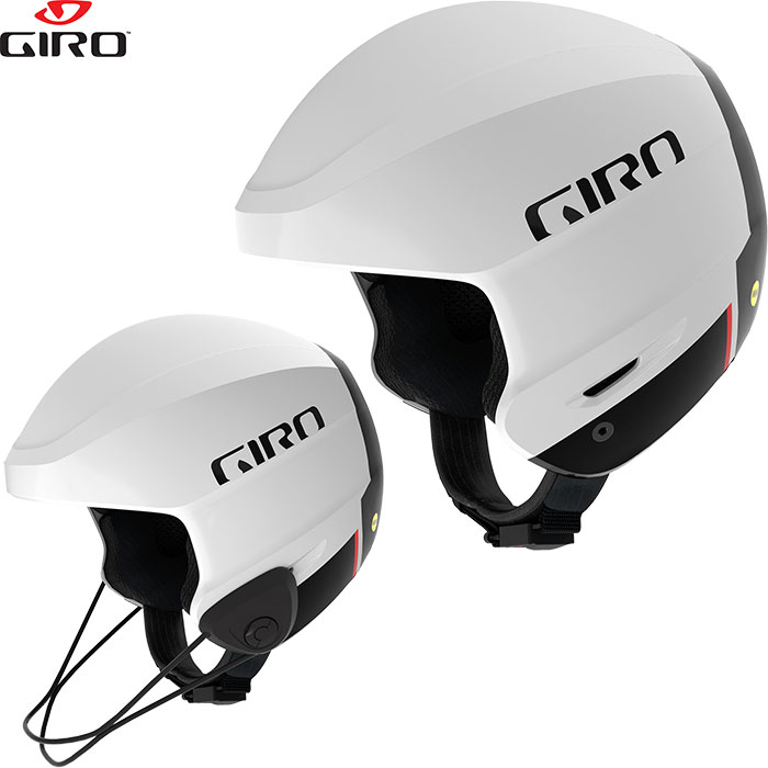 [クーポン利用で10%OFF!4/8まで] Giro ジロー ヘルメット STRIVE MIPS ストライブ ミップス 2018/2019 お買い得 スキー スノーボード (チンバー付属) (MatteWhite):708297
