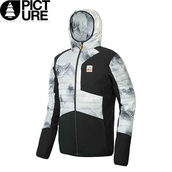 ポイント10倍!5/11 11:59までPICTURE ピクチャー 18-19 INFUSE ウェア スキー 2019 ジャケット 中綿 インサレーション Mens (Print):SMT006 「0604wear」
