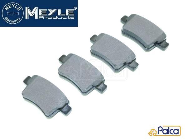 MEYLE製 新品 あす楽 シトロエン リア ブレーキパッド 新品未使用 1.8 C4グランドピカソ 2.0 マイレ製 C4ピカソ 1.6 開店祝い