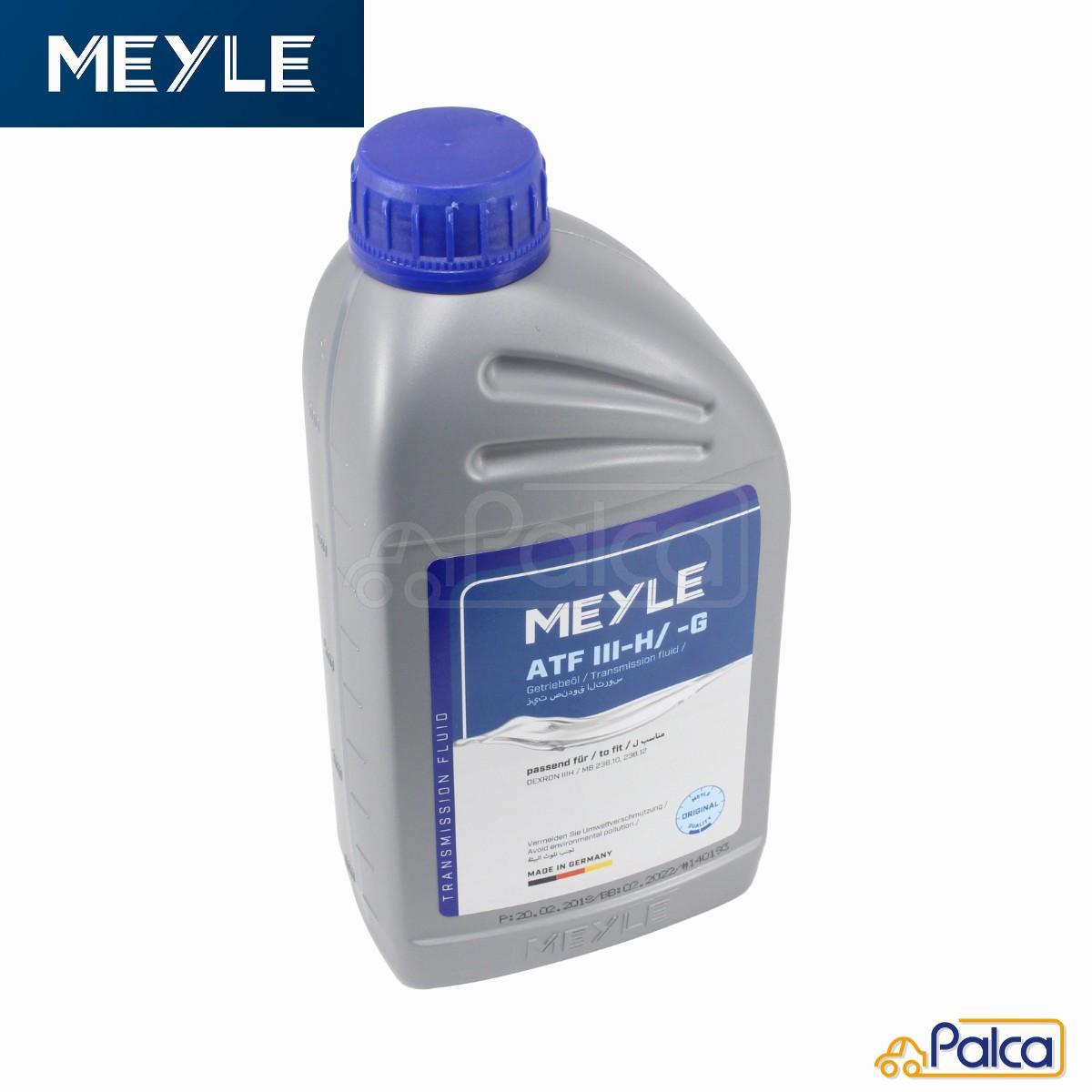 MEYLE製 新品 あす楽 メルセデス ベンツ アウディ フォルクスワーゲン フォード ATF 0019894503 1L 入荷予定 オイル 3H AL完売しました Dexron 3G G052162A2 オートマチックトランスミッションフルード