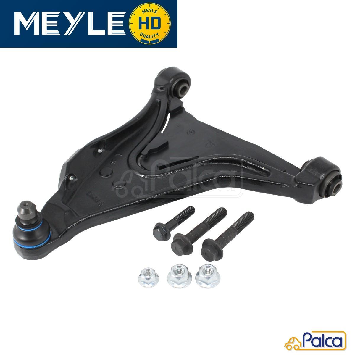 MEYLE製 期間限定今なら送料無料 新品 あす楽 ボルボ 左 超目玉 フロント コントロール S70 V70 ロアアーム 850 マイレ製 強化HDタイプ