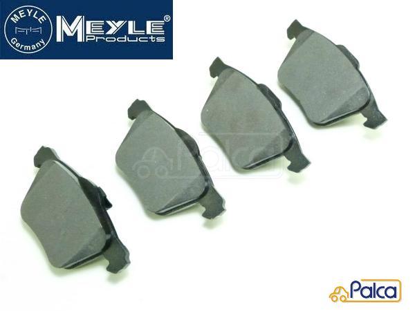 【あす楽】ボルボ フロント ブレーキ パッド/Brake pad set XC90 17インチ用 マイレ製