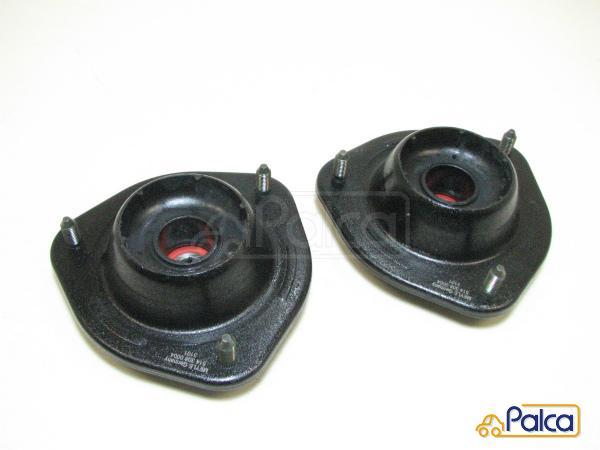 【あす楽】ボルボ フロントショック/ストラットアッパーマウント 左右セット S40,V40 2000年以前 マイレ製
