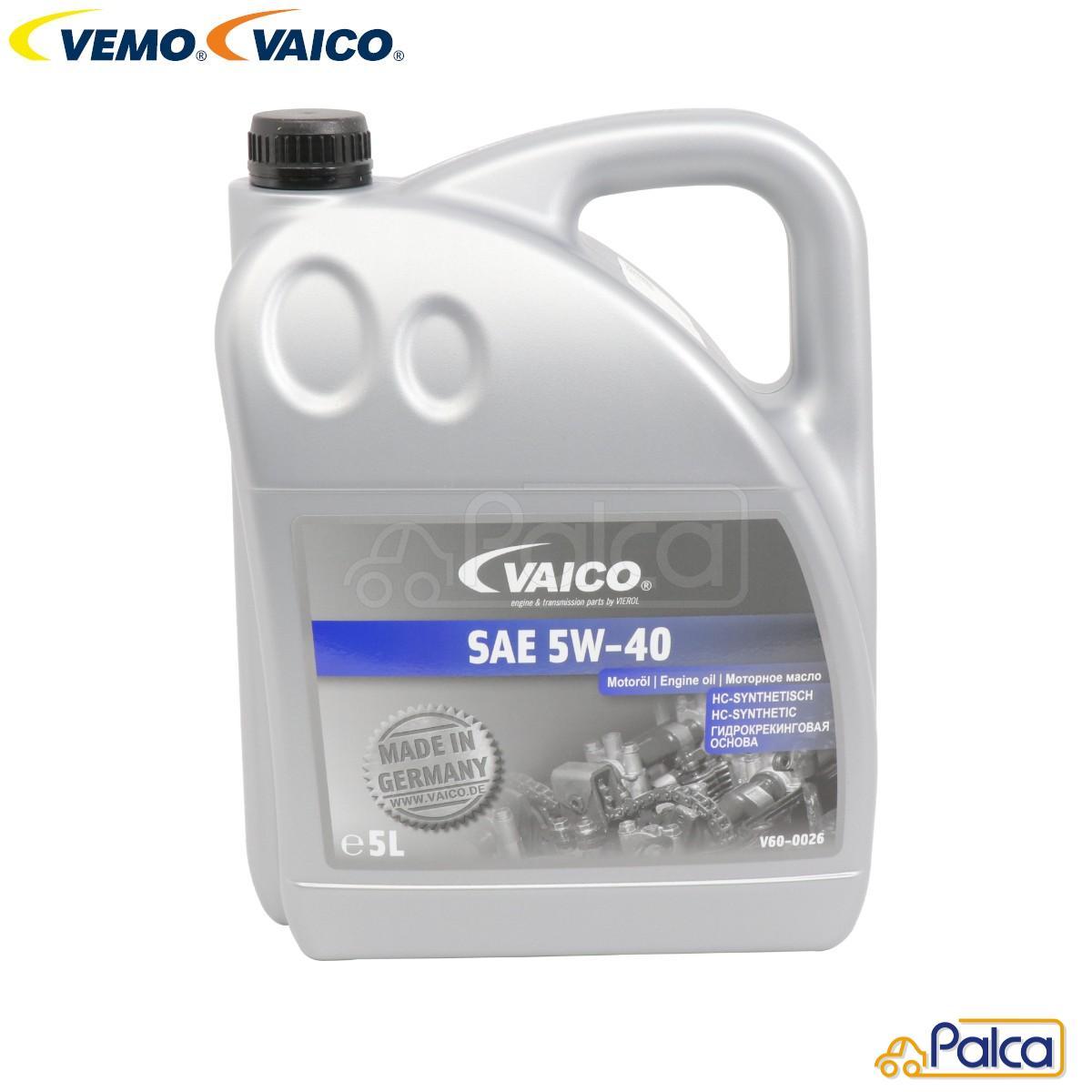 VEMO VAICO製 新品 あす楽 アルファロメオ エンジンオイル synthetic 5W-40 5L 4C 4Cスパイダー 147 ジュリエッタ ジュリア ブレラ 特別セール品 159 ステルヴィオ 155 スパイダー GT 正規逆輸入品 156 GTV ミト