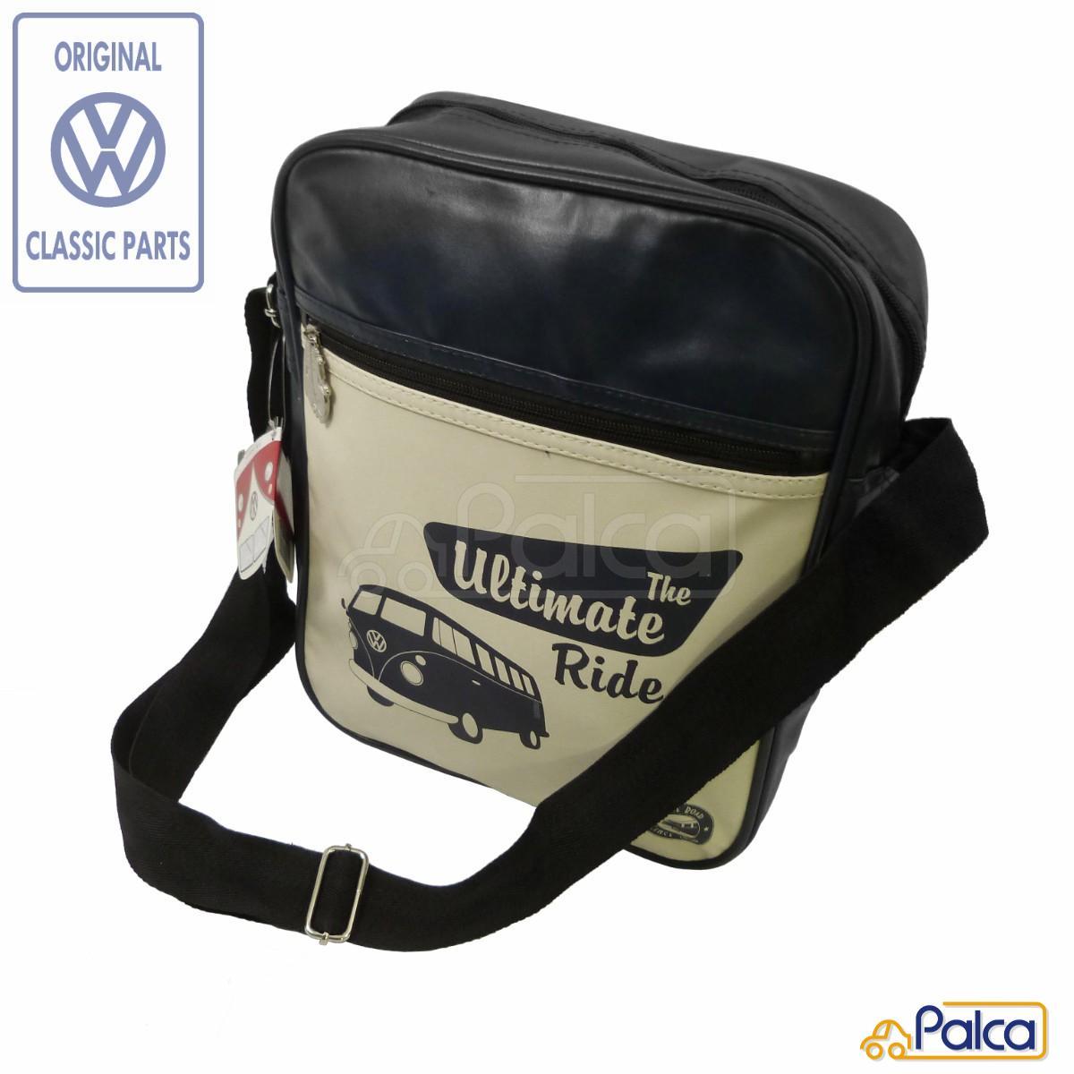フォルクスワーゲン/VW ショルダーバッグ T1 タイプ2/TYPE2/ワーゲンバス The Ultimate Ride 純正品
