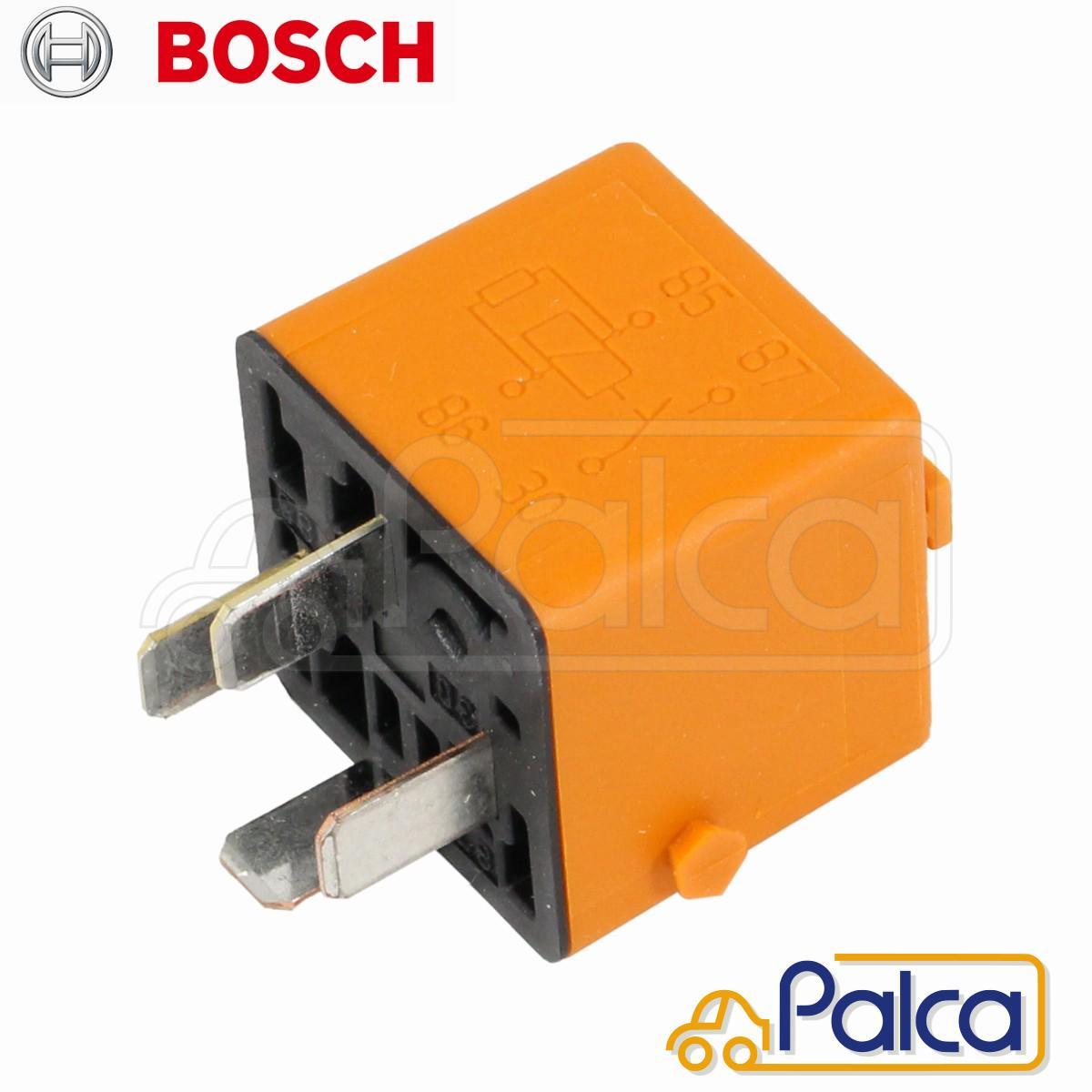 BMW multi-purpose relay E30   E36   E46   E28   E34   E24   E23   E32   E38    E31   Z1   Z3 E36   2500 2800   Product made in BOSCH 61361378238