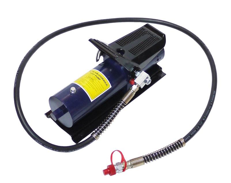 イリイ エアー油圧ポンプ 油圧機器ポートパワー用 700kg/cm2