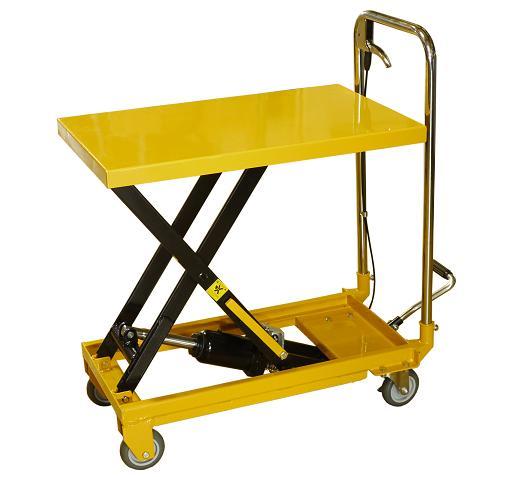 イリイ 油圧リフトテーブルリフト150kg昇降式台車テーブルリフター