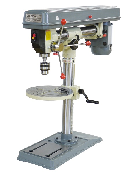 イリイ ラジアルボール盤16mm375W角度調整式電動ドリル
