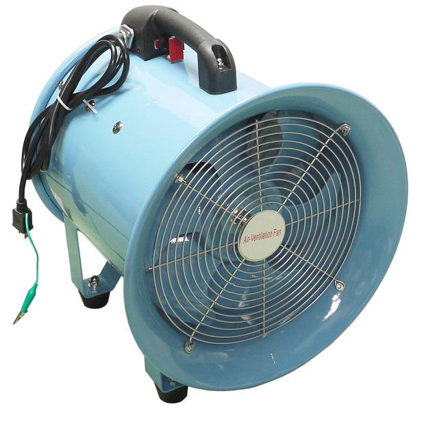 イリイ Φ300mm/換気・排気用 ポータブルファン送風機
