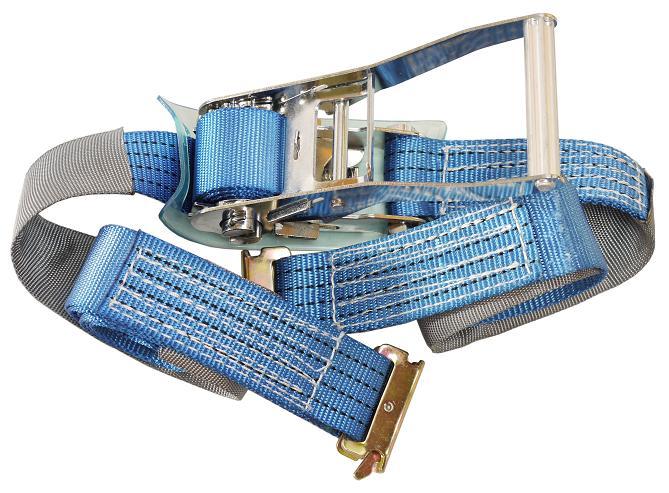 イリイ 3m-3ton荷締め機ラッシングベルトレール用 10本セット ラチェットベルト